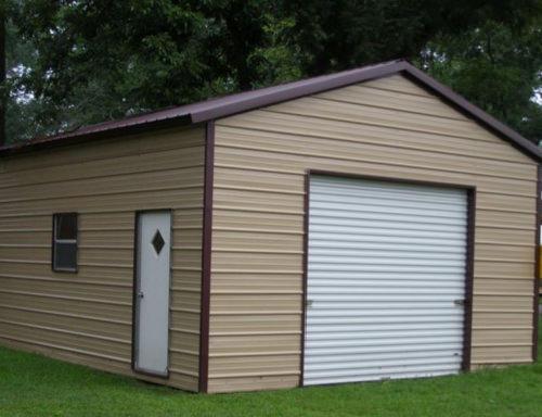 Metal Sheds, Carports & Steel Buildings - Clarksville