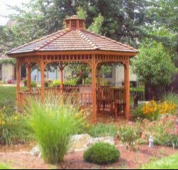 Gazebos Pavilions Clarksville Memphis Tn Jackson