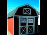 Storage Shed (Lofted Barn)