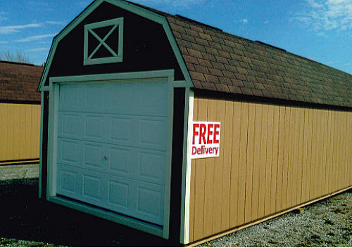Portable Wooden Garages : Learn to build shed more portable wooden sheds rent