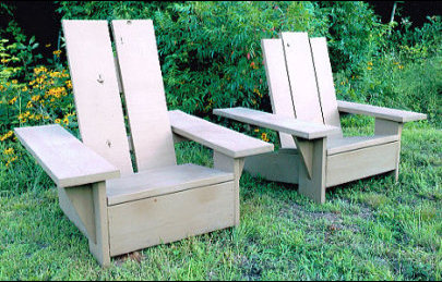 Franklin Adirondack Chairs Outdoor Patio Furniture