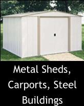 Sheds, Storage Sheds, Murfreesboro, TN, Buildings