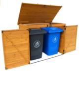 Trash Sheds, Deck Boxes