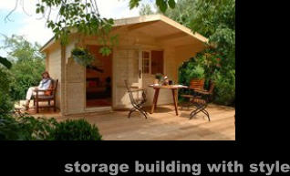storage building with style