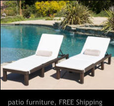 patio furniture, FREE Shipping