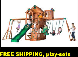 FREE SHIPPING, play-sets
