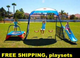 FREE SHIPPING, playsets