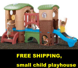 FREE SHIPPING, small child playhouse