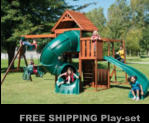 FREE SHIPPING Play-set
