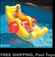 FREE SHIPPING, Pool Toys