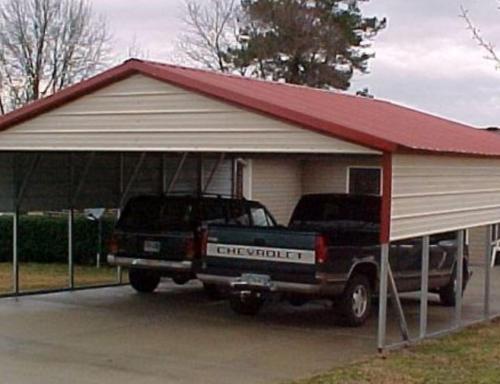 Metal Sheds Carports Amp Steel Buildings Clarksville