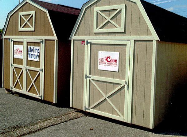 Sheds clarksville dickson nashville tn sheds memphis for Pre built storage sheds