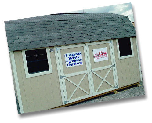 Shed Guarantee Amp Warranty Rent Sheds